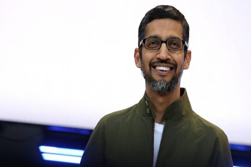 Free, Open Internet Under 'Attack': Google Chief Sundar Pichai