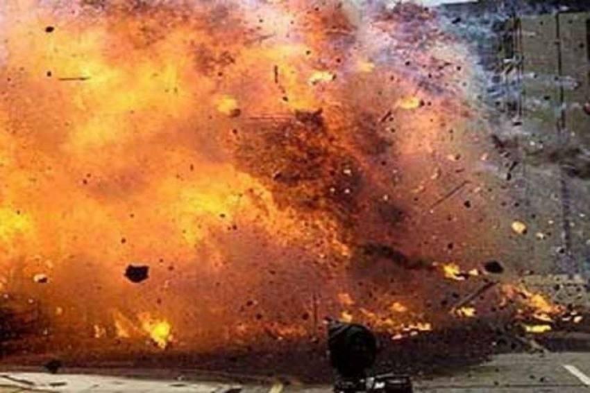 Saudi Arabia: Explosion Reported At Unused Ammunition Dump Near Riyadh