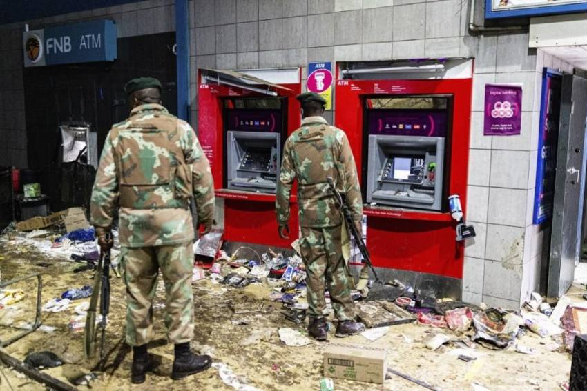 As Riots Continue Unabated In South Africa, Death Toll Rises To 72