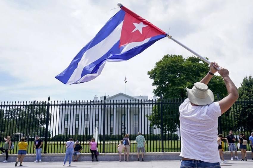 Cuba And Haiti Stir Fresh Political Pressures For US President Joe Biden