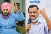 As Congress Leader Navjot Singh Sidhu Praises AAP, Kejriwal Says Feeling 'Encouraged'