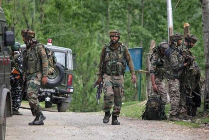 Three Militants Including LeT Commander Killed In Kashmir Encounter