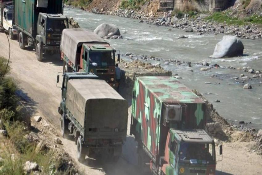 Monitoring Activities By PLA: Indian Army On Eastern Ladakh Situation
