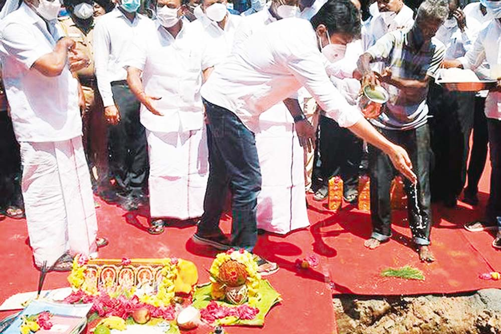 Stalin To Stalin, First Signs Of Son-Rise In DMK's Tamil Nadu