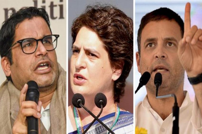 Rahul Gandhi, Priyanka Meet Prashant Kishor: What's Cooking?