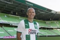 Netherlands Legend Arjen Robben Retires For Second Time