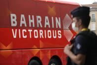 Tour De France: Police Raid Bahrain Victorious Team