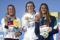 Tokyo Olympics: Simona Quadarella Is Among Katie Ledecky's Few Challengers