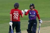 ENG-W vs IND-W: Danielle Wyatt Powers England To 8-wicket Win Against India
