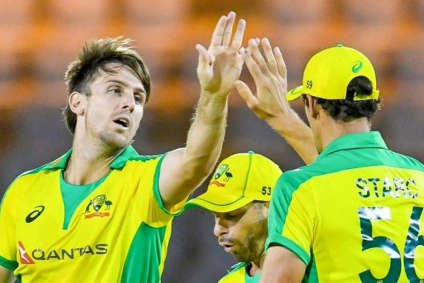 WI vs AUS, 4th T20I: Mitchell Marsh, Mitchell Starc Help Australia End Losing Streak Against West Indies