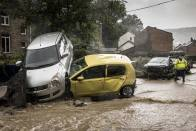 Over 20 Dead, Dozens Missing Due To Heavy Floods In Europe