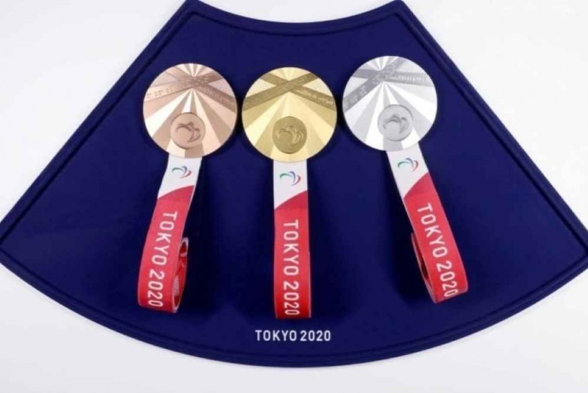 New Normal At Tokyo Olympics - Wear Your Own Medals On The Podium