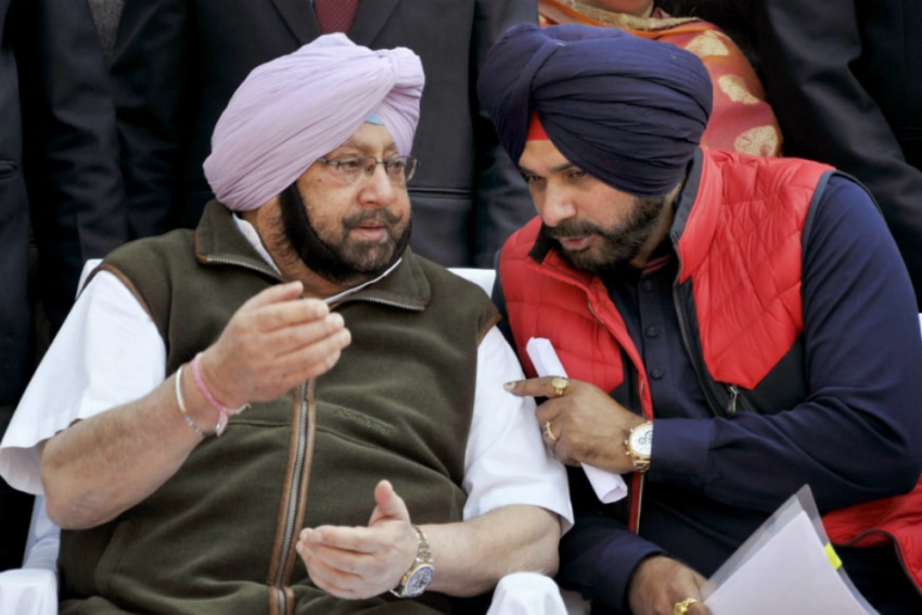 Sidhu May Be Named Punjab Congress Chief But Will Truce With Amarinder Last?
