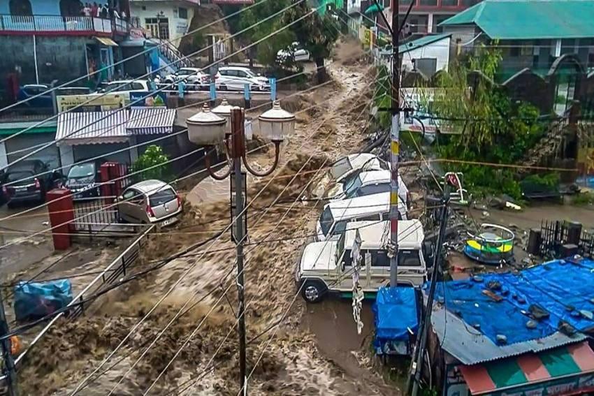Himachal Pradesh: 10 Dead In Rain-Related Incidents