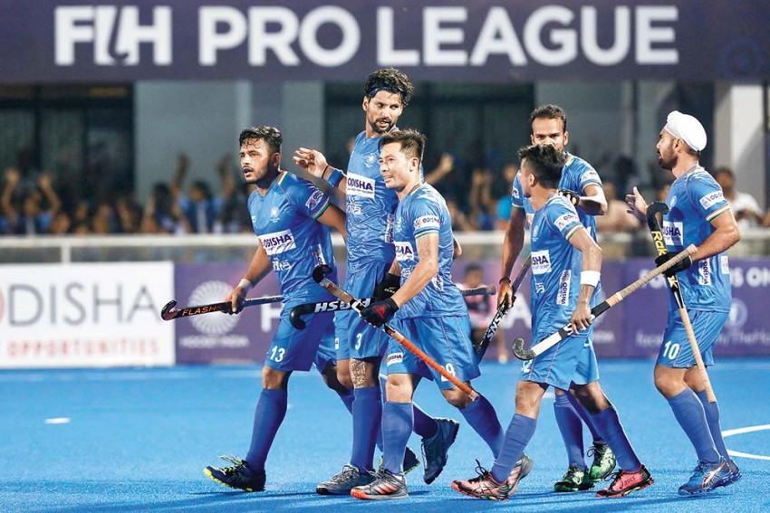 India's Hockey Team Looks Lean, Mean And Battle-Ready, Writes Michael Nobbs