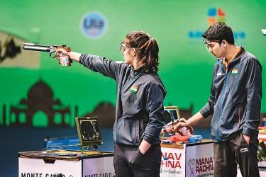 Bull's Eye: Olympian Medalist Gagan Narang On India's Shooting Stars