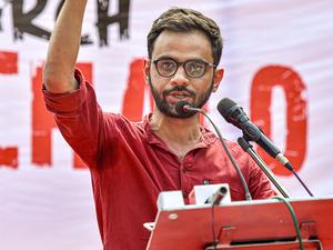 Delhi Court To Hear UAPA  Accused Umar Khalid's Bail Plea On July 27