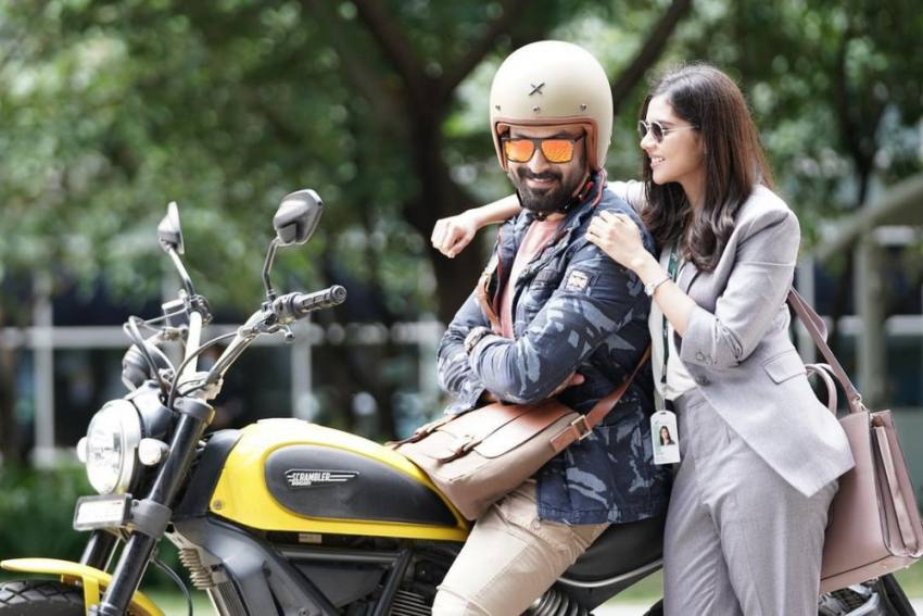 Prithviraj And Mohanlal's 'Bro Daddy' Shoot Starts In Hyderabad
