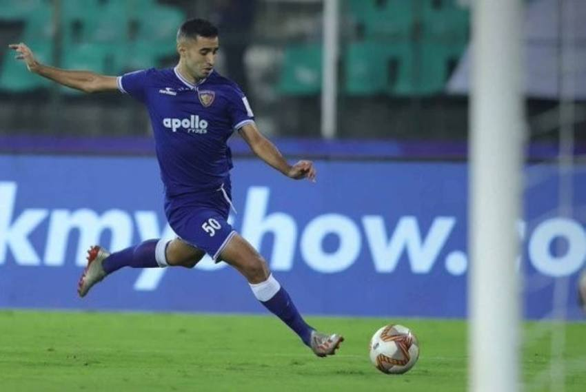 Indian Super League: Rafael Crivellaro Extends Stay At Chennaiyin FC
