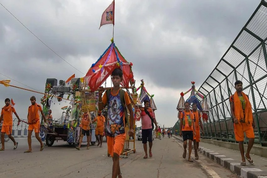 'Right to Life Is Above Any Religious Views': SC Asks UP Govt To Reconsider Its Decision To Allow Kanwar Yatra
