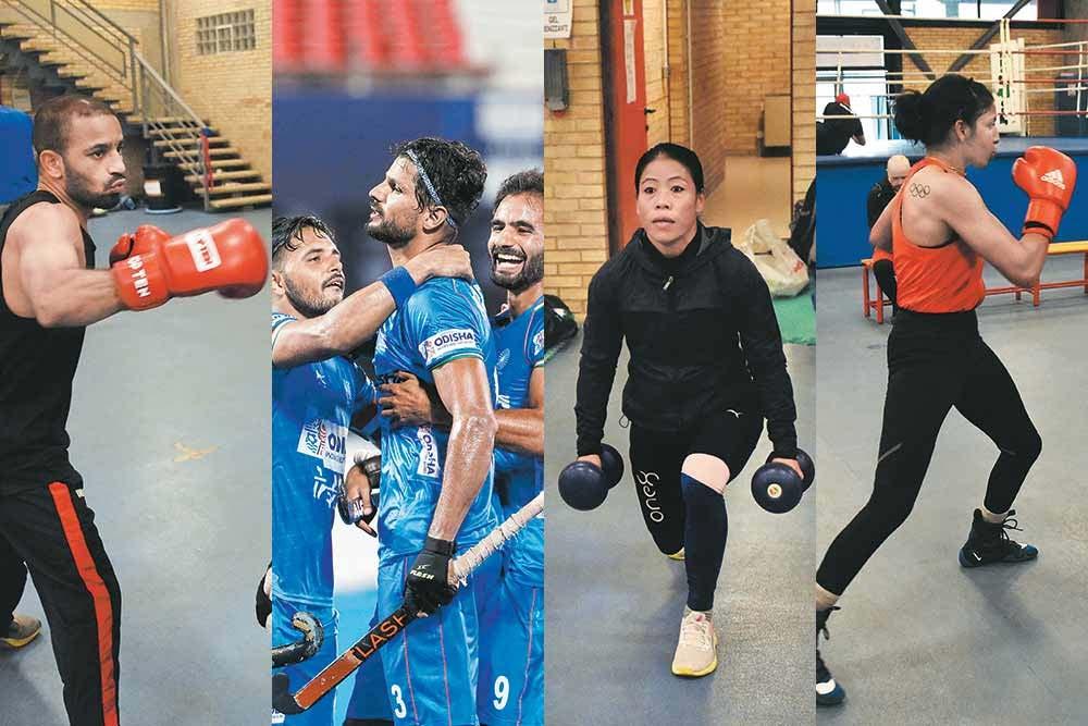 Tokyo Drift: India's Finest Vs The World's Best In Olympics 2020