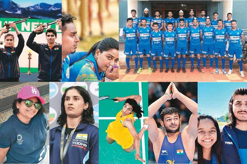 Gold Standard: Profiling India's Best Medal Hopes
