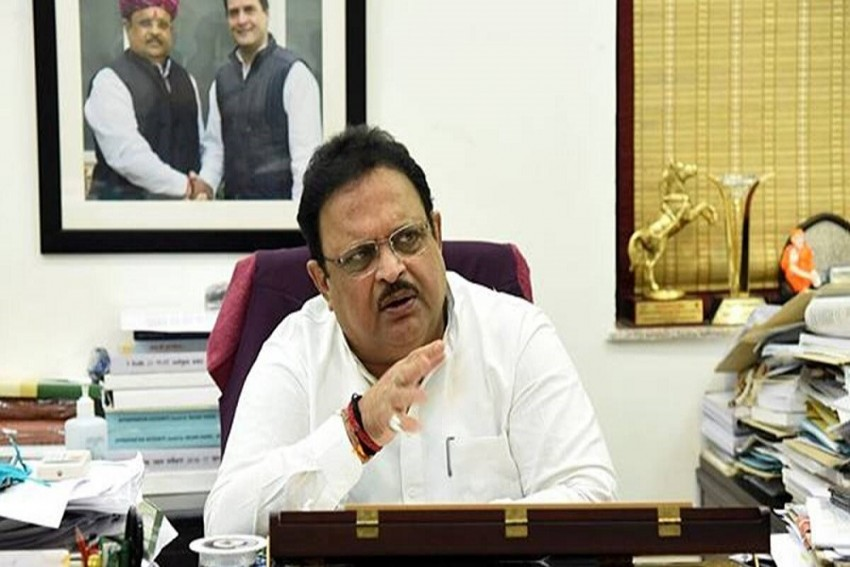 After UP's Population Control Bill, Rajasthan Health Minister Bats For 'Hum Do, Humare Ek' Policy