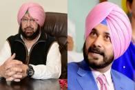 Amarinder Singh vs. Navjot Sidhu: Congress's Punjab Peace Plan Gone Awry