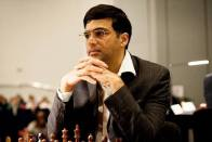 Chess: Viswanathan Anand Draws With Vladimir Kramnik In 2nd Game Of No-Castling Event