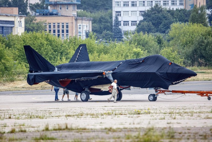Russia To Launch New Fighter Jet At Moscow Air Show