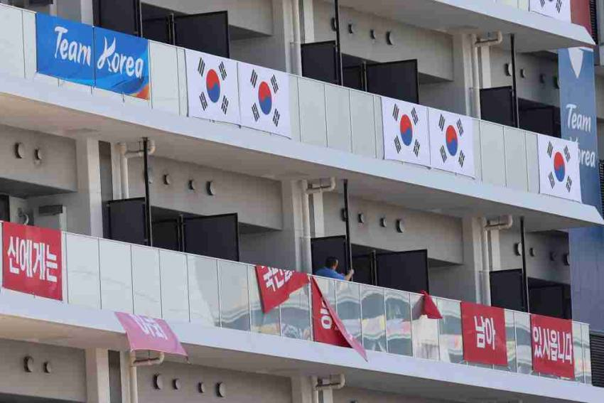 Tokyo Olympics: South Korea Removes Banners At Games Village After IOC Ruling