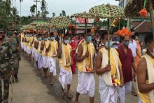 Kharchi Puja, Synthesis Of Tribal And Hindu Culture, Begins In Tripura