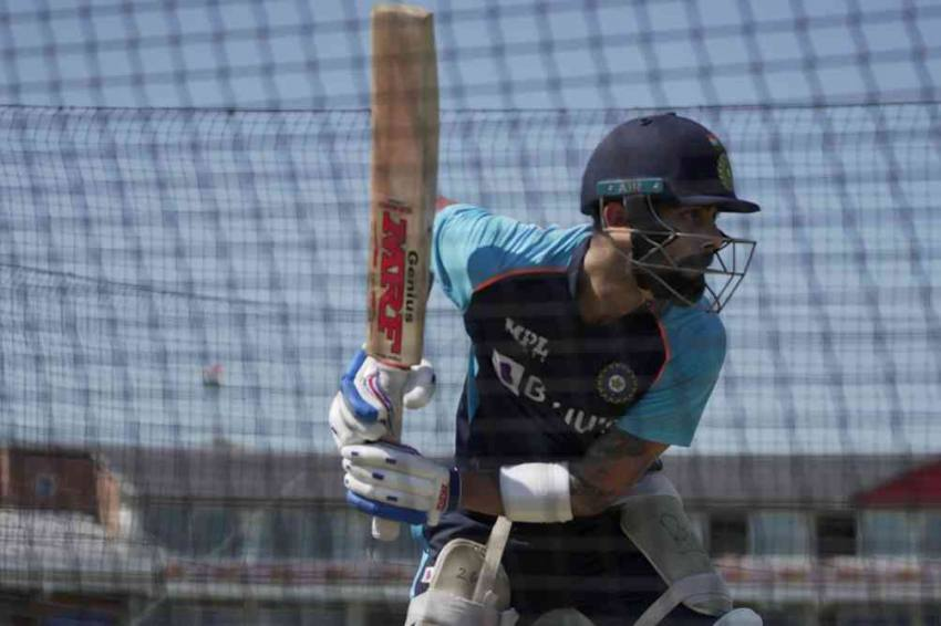 ENG vs IND: Led By Virat Kohli, Indian Team Undergoes Net Session In Durham