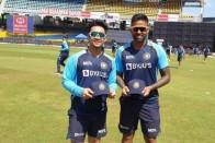 SL Vs IND, 1st ODI: Birthday Boy Ishan Kishan, Suryakumar Yadav Make India Debuts
