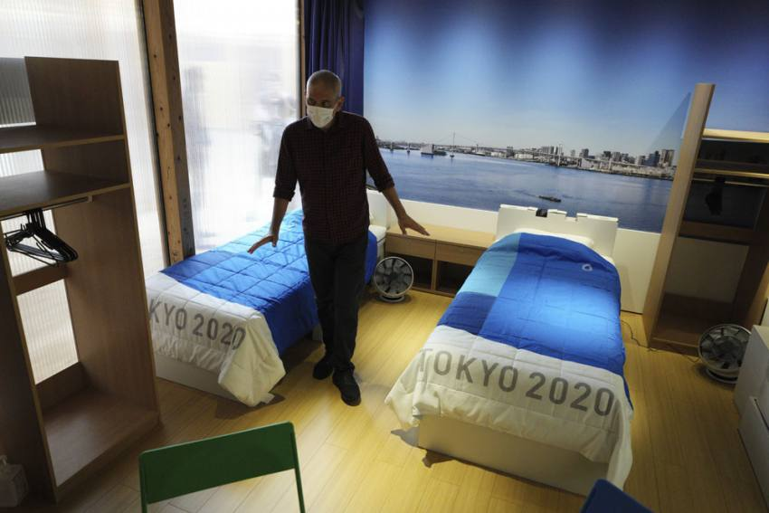COVID Scare At Tokyo 2020: Three Athletes Test Positive, Two Staying At Olympic Village