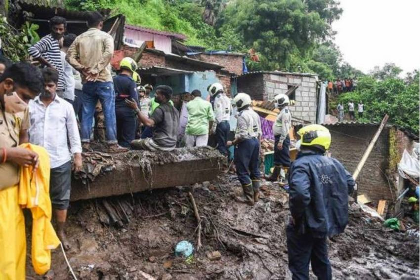 Railway Services On Mangaluru-Mumbai Line Resume After Massive Landslide