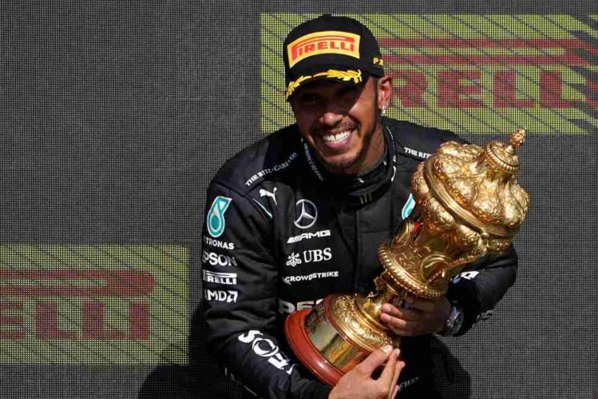 F1 2021: Lewis Hamilton Roars Back To Win British GP After Max Verstappen Crash