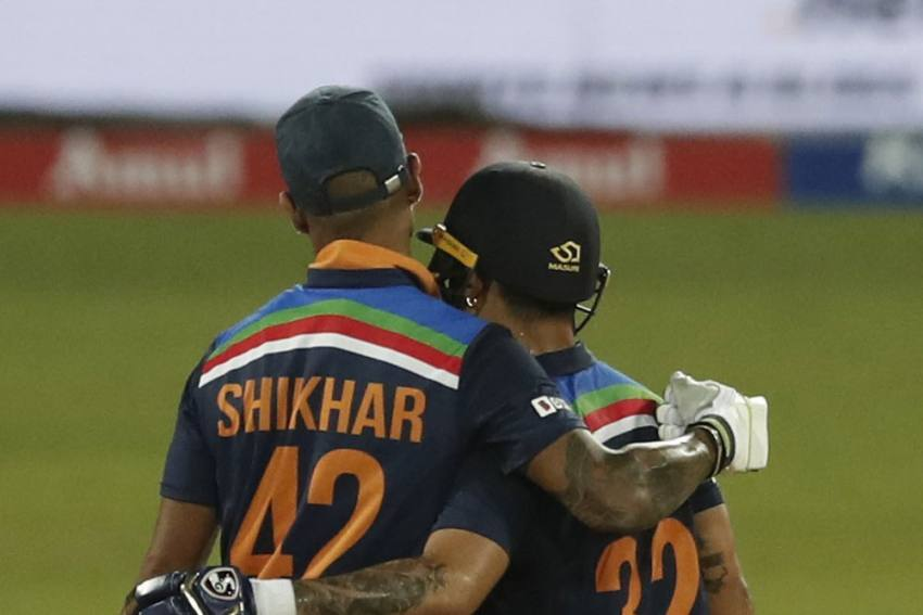 SL Vs IND, 1st ODI: Prithvi Shaw, Ishan Kishan Finished The Game In First 15 Overs, Says Shikhar Dhawan