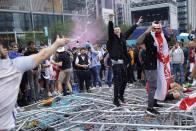 English FA Launches Investigation Into Trouble At Euro 2020 Final