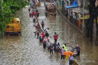 Maharashtra: Heavy Rains Cause Landslide In Raigad District, Traffic Affected