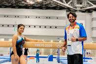 Tokyo Olympics: Indian Athletes Start Training Ahead Of Games