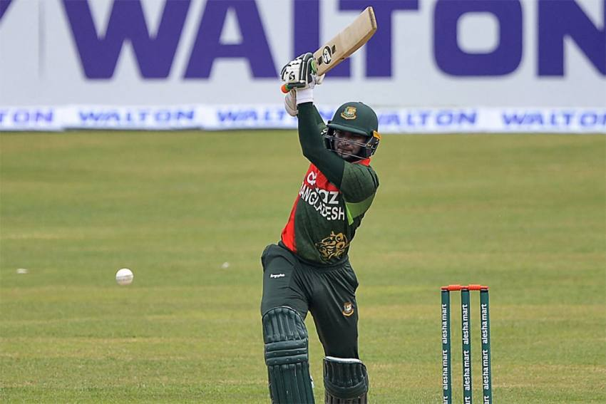 ZIM Vs BAN, 2nd ODI: Bangladesh Beat Zimbabwe By Three Wickets, Take Series