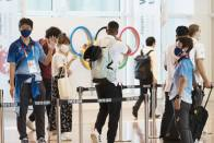Tokyo 2020: Olympic Organisers Announce Three More COVID-19 Cases