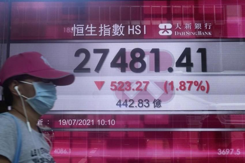 Covid Impact: Asian Shares Fall As Wall Street Declines Amid Pandemic