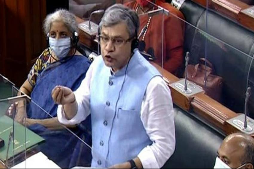 Attempt To Malign Democracy And Institutions: IT Minister Ashwini Vaishnaw On 'Pegasus Project'