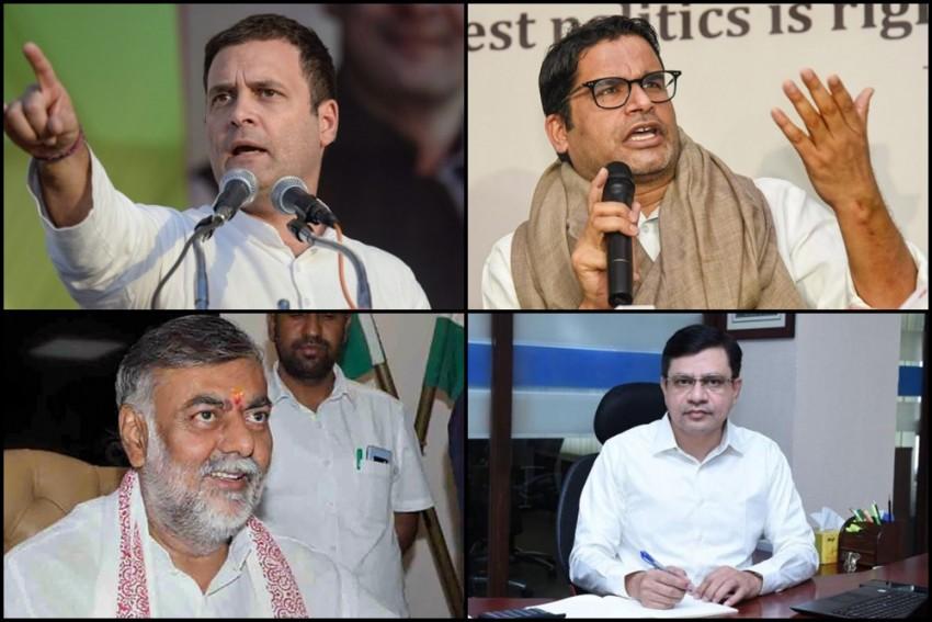 Rahul Gandhi, Prashant Kishor, Among Top Pegasus Targets