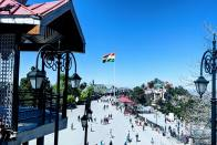 Now You Won't Be Allowed To Sit On The Benches At Ridge And Mall Road In Shimla; Here's Why