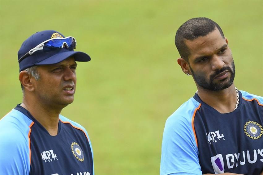 SL Vs IND: Shikhar Dhawan-led Indian Team Starts Training In Sri Lanka
