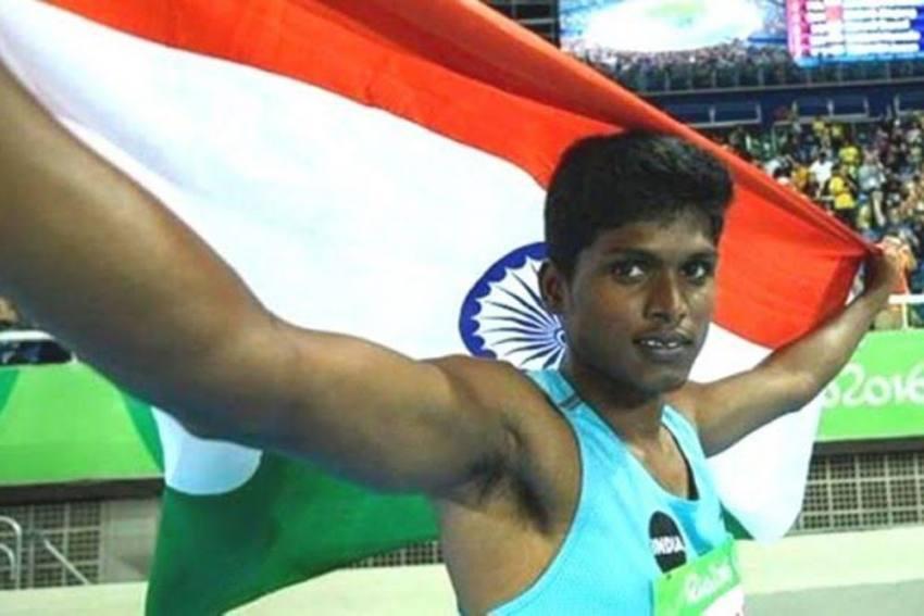 Tokyo Paralympics: Rio Gold Medallist Mariyappan Thangavelu Named Flag-bearer For Indian Contingent