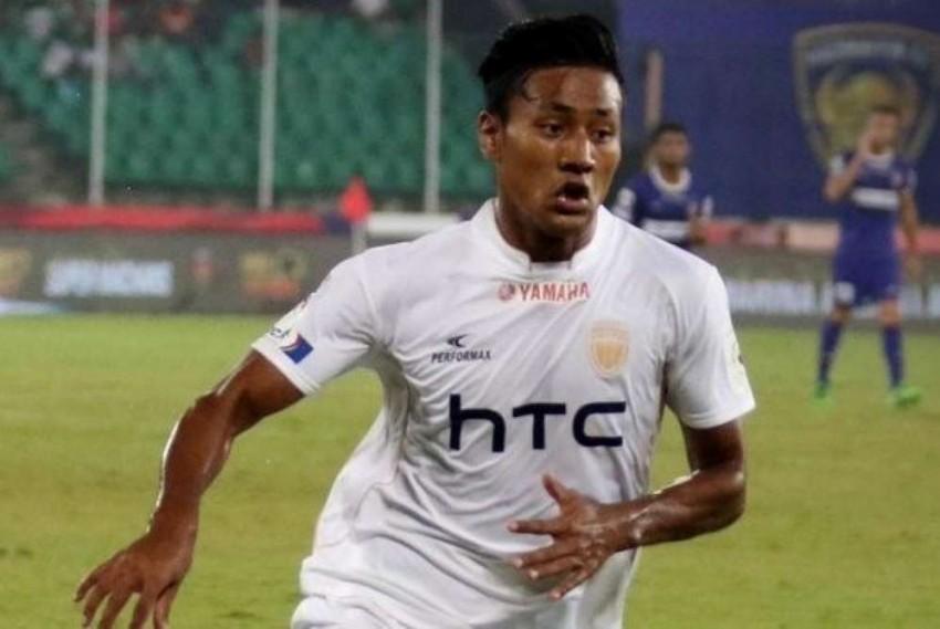 Indian Super League Chennaiyin FC Sign Defender Salam Ranjan Singh